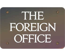 The Foreign Office, LHF Essendine font