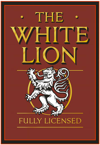 The White Lion, LHF Essendine font