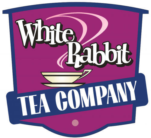 White Rabbit: Wade Grotesque. Tea Company: Opening Night Regular
